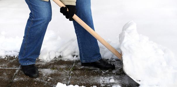 Haben Sie auch genug vom Schnee?